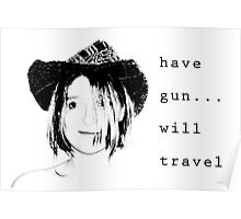 Have gun... will travel Poster