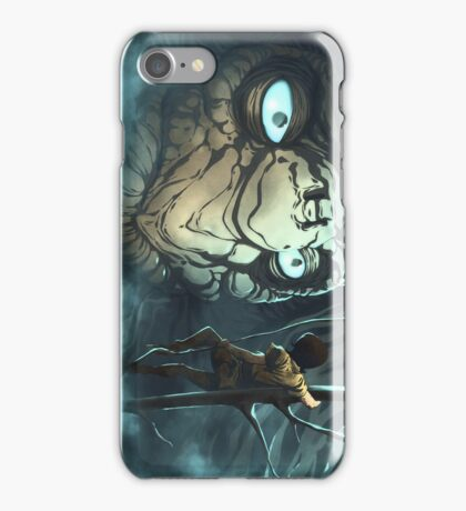 Atreyu and Morla iPhone Case/Skin