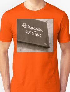 What's Old is New T-Shirt