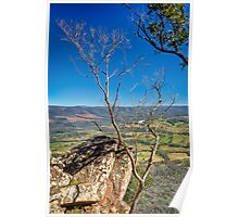 Autumn Afternoon at Cathedral Ranges Poster