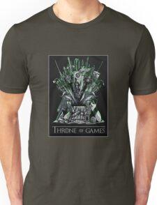 Throne of games Unisex T-Shirt