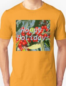 Holiday berries T-Shirt