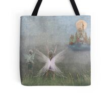 There's Magic in the Air Tote Bag