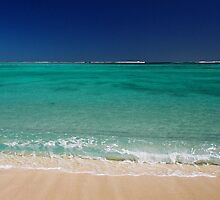 Ningaloo Reef - Western Australia's Coral Coast by Barbara Burkhardt