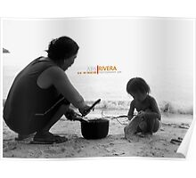 Helping Mom Poster