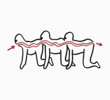 The Human Centipede by mobii