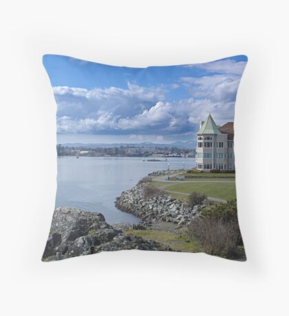 Westsong Walkway Throw Pillow