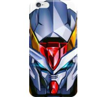 Head 00 Gundam iPhone Case/Skin