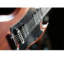 The Classic Crime - Robbie Negrin - Guitar/Vocals Photographic Print