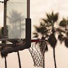 Beach 'n Basketball by Michael Lucas