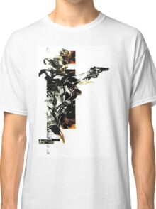 Metal Gear Solid: Solid snake Classic T-Shirt