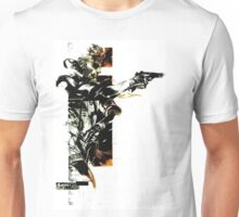 Metal Gear Solid: Solid snake Unisex T-Shirt
