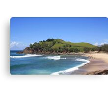 norries headland Canvas Print