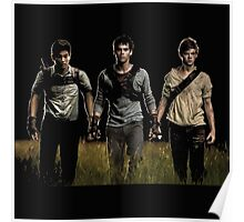 unexpected hero of the scorch trials Poster