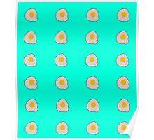 Fried Eggs for Izzy Poster