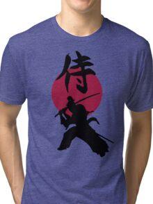 Samurai Tri-blend T-Shirt
