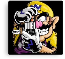 THE KILLING WARIO Canvas Print