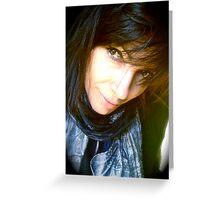 Follow me......... Evita !!!      by Brown Sugar . (I-phone 3G). Views (114) Thanks ! Greeting Card