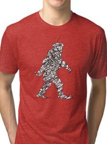 Wandering Doodle Tri-blend T-Shirt