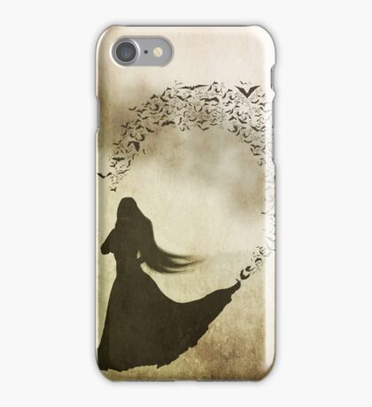 Dancing With Bats iPhone Case/Skin