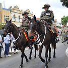 Anzac Day March in Taree. N.S.W. Australia!! by Heabar