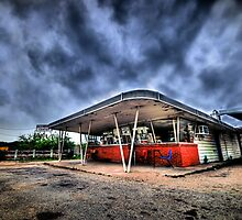 """The"" Hamburger Place - Hillsboro, Texas by jphall"