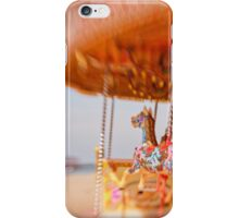 Dreamy Brighton Carousel iPhone Case/Skin