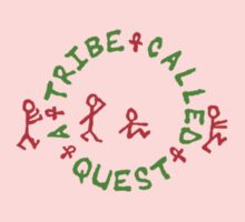 A Tribe Called Quest replica chest  Kids Clothes