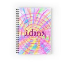 Bright Ideas Spiral Notebook