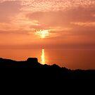 Peel Sunset 2 by Jonny Andrews
