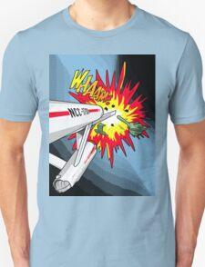 Lichtenstein Star Trek - Whaam! Unisex T-Shirt