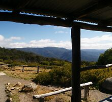 The View from Craigs Hut Magic by trishringe
