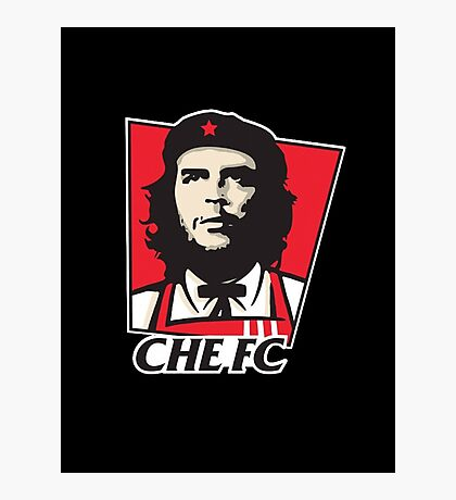 Che Guevara - KFC edition Photographic Print