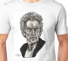 Peter Capaldi - Doctor Who - Drawing  Unisex T-Shirt
