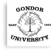 Gondor University Canvas Print