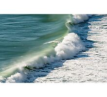 Piha Surf - Northland NZ Photographic Print