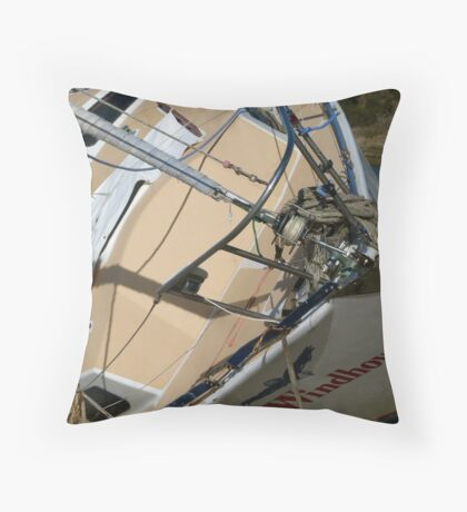 Not One of Her Finest Moments Throw Pillow