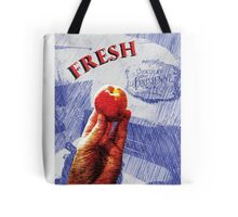 Fresh Peach Tote Tote Bag