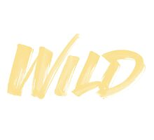 WILD - Troye Sivan (Logo) by Marco Darvish