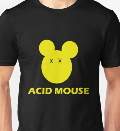 Acid Mouse Unisex T-Shirt