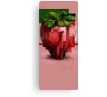 RawBerry Canvas Print