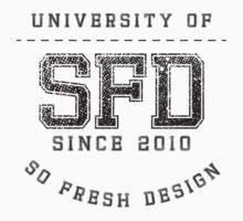 SoFresh Design - University of SoFresh by SoFreshDesign