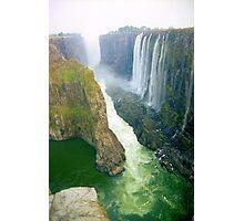Victoria Falls, Zambia  Photographic Print
