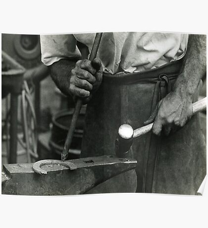 Blacksmith Poster