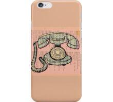 The Phone iPhone Case/Skin