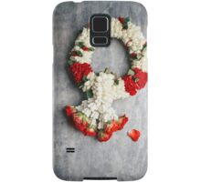 Thai flower garland - Phuang Malai Samsung Galaxy Case/Skin