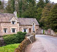Westgate Cottage by Trevor Kersley