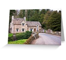 Westgate Cottage Greeting Card