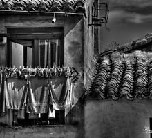 Drying in the sun - (treatment 1) by marcopuch