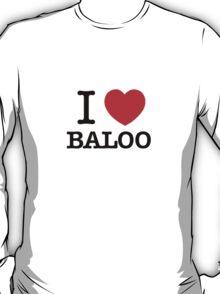 I Love BALOO T-Shirt